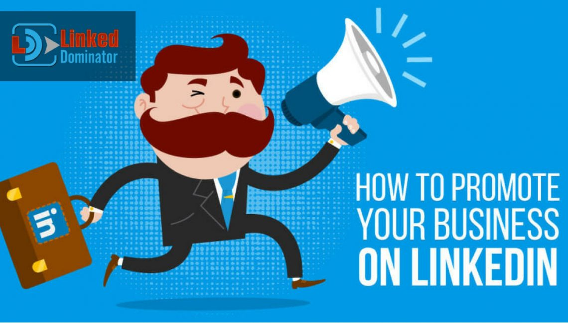 101 LinkedIn Hacks: How to Use LinkedIn Page to Promote the Company.