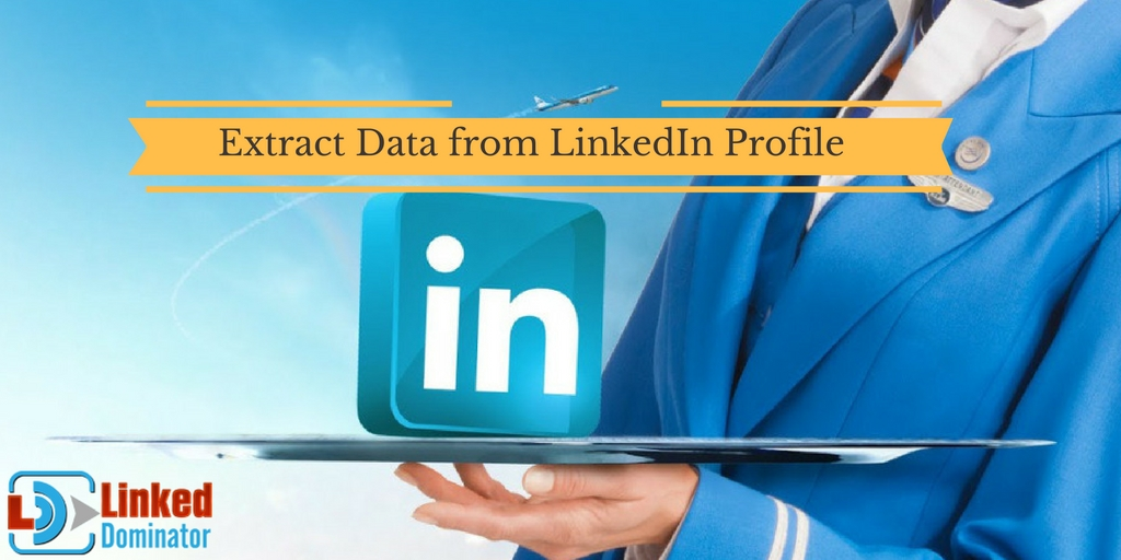 Extract-Data-from-LinkedIn-Profile