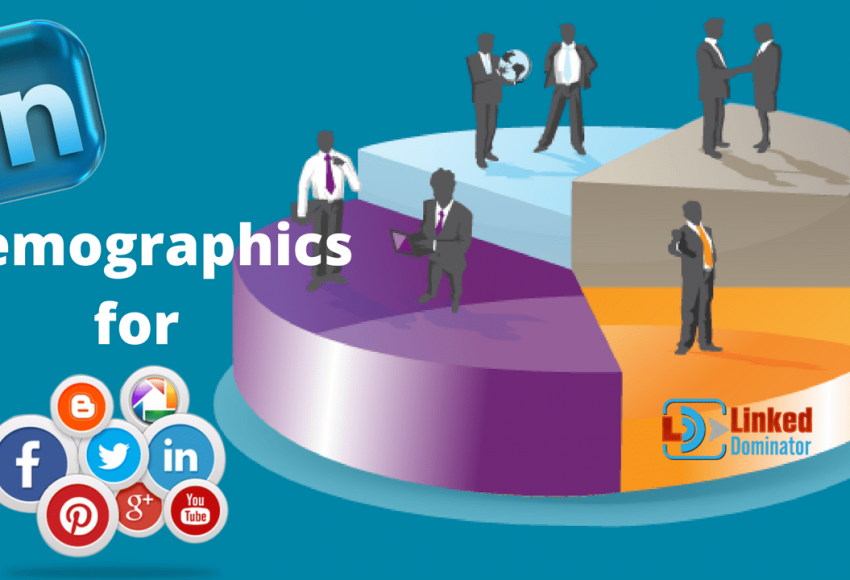 LinkedIn Demographics for the Social Media Marketers