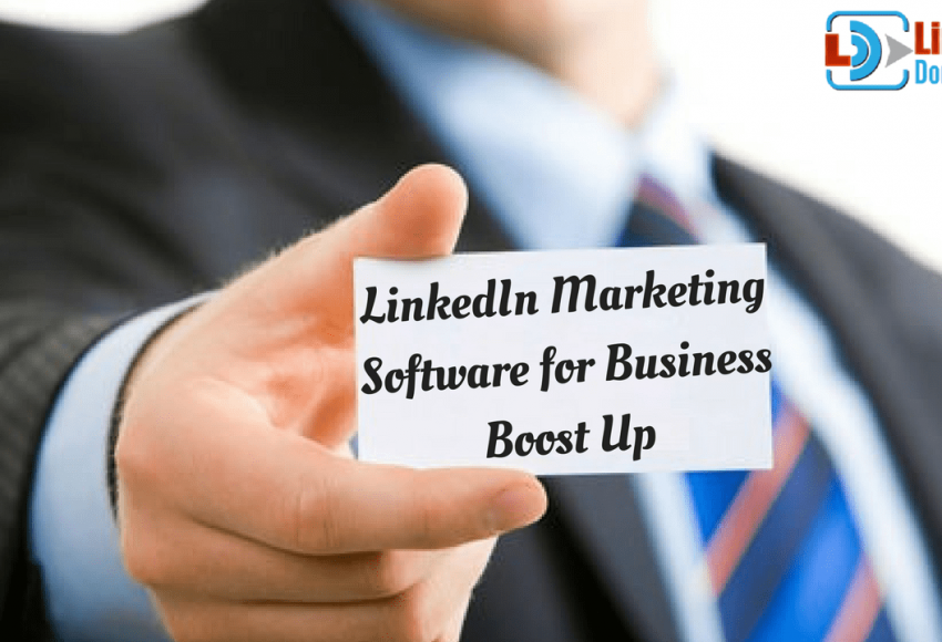 LinkedIn Marketing Software for Business Boost Up--min