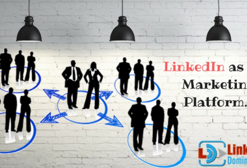 Why You Should Use LinkedIn As A B2B Marketing Platform?