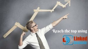 Get success using LinkedDominator