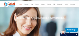 LinkedDominator for LinkedIn marketing
